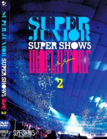 SUPER JUNIOR WORLD TOUR SUPER SHOW5 in JAPAN 2