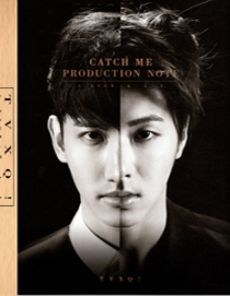 TOHOSHINKI Catch Me Production Note