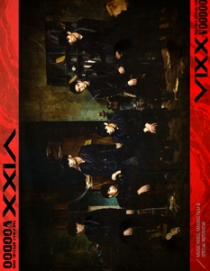 VIXX THE FIRST SPECIAL DVD VOODOO