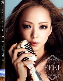 Namie Amuro FEEL Tour 2013