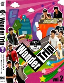 2PM & 2AM Wander Trip in Tokyo Vol.2