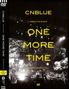 CNBLUE ARENA TOUR 2013 ONE MORE TIME @NIPPONGAISHI HALL