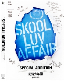 BTS 2nd Mini Album Skool Luv Affair SPECIAL ADDITION