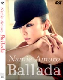 Namie Amuro Ballada DVD