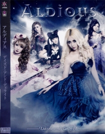 Aldious Dazed and Delight DVD