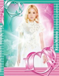 Kana Nishino Love Collection Tour Pink & Mint