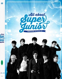 SUPER JUNIOR ALL ABOUT SUPER JUNIOR Treasure Within Us