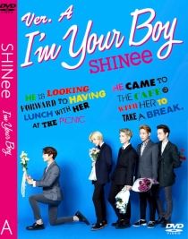 SHINee I'm Your Boy A