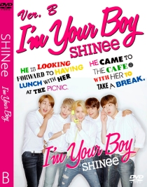 SHINee I'm Your Boy B