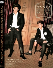 "TVXQ! LIVE WORLD TOUR ""CATCH ME"" in SEOUL"