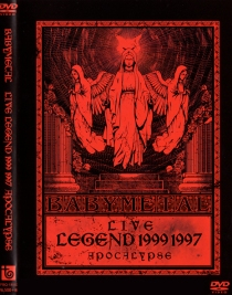 BABYMETAL LIVE LEGEND 1999&1997 APOCALYPSE