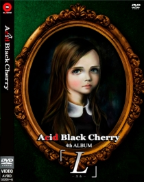 Acid Black Cherry - L- Project Shangri-la LIVE DVD