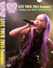 YU-A - YU-ANISTA LIVE TOUR 2014Summer @Shibuya duo MUSIC EXCHANGE 6.28