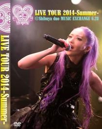 YU-A - YU-ANISTA LIVE TOUR 2014Summer @Shibuya duo MUSIC EXCHANGE 6.28