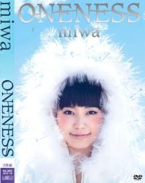 miwa ONENESS DVD