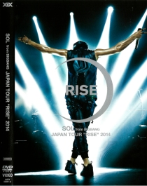 TAEYANG from BIGBANG JAPAN TOUR RISE 2014
