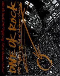 ONE OK ROCK 2014 Mighty Long Fall at Yokohama Stadium