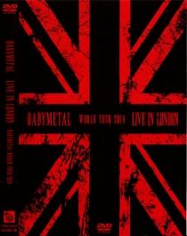 BABYMETAL Live In London Babymetal World Tour 2014