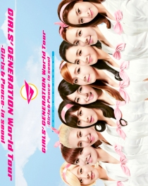 GIRL'S GENERATION World Tour Girls & Peace in Seoul