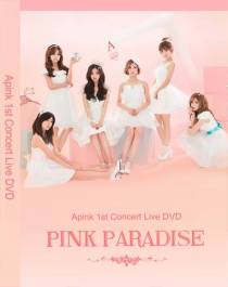Apink 1st Concert Live Pink Paradise