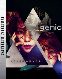 Namie Amuro _genic DVD