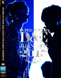 SUPER JUNIOR D&E Japan Tour 2015 Present