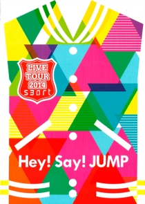 Hey! Say! JUMP Live Tour 2014