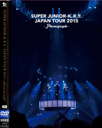 SUPER JUNIOR-K.R.Y.JAPAN TOUR 2015 Phonograph