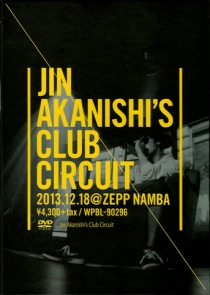 Jin Akanishi's Club Circuit Tour 2013